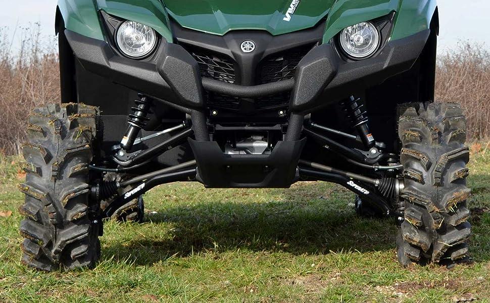 2016-2018 Yamaha Wolverine High Clearance Rear Lower A-Arms
