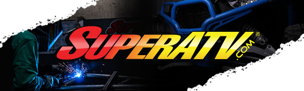 BP-P-007 SuperATV Brake Pads for Polaris General 4//RZR 570//RZR 800//RZR 800 S//RZR 900//RZR 900 S//RZR 900 4//RZR 1000 S