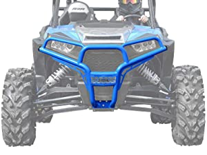 """... Polaris RZR XP Turbo 4 : 2016. Built To Last! SuperATVs front brush guard is constructed of 1.75"""" diameter heavy-duty steel tubing that can take the ..."""