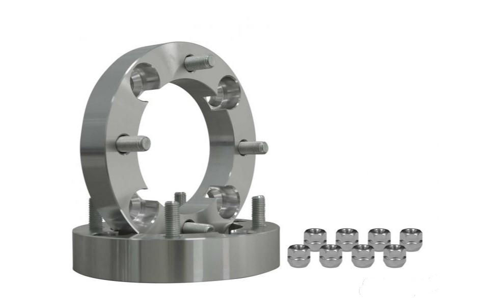 Heavy duty design; Adds Stability; 6061 aluminum construction