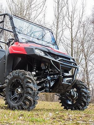 Amazon.com: SuperATV 2'' Lift Kit for Honda Pioneer 700/4