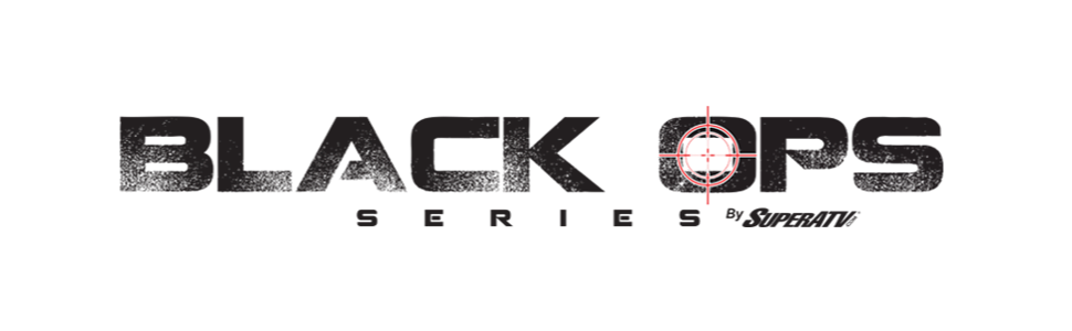3500 Lb. Black Ops UTV/ATV Synthetic Rope Winch