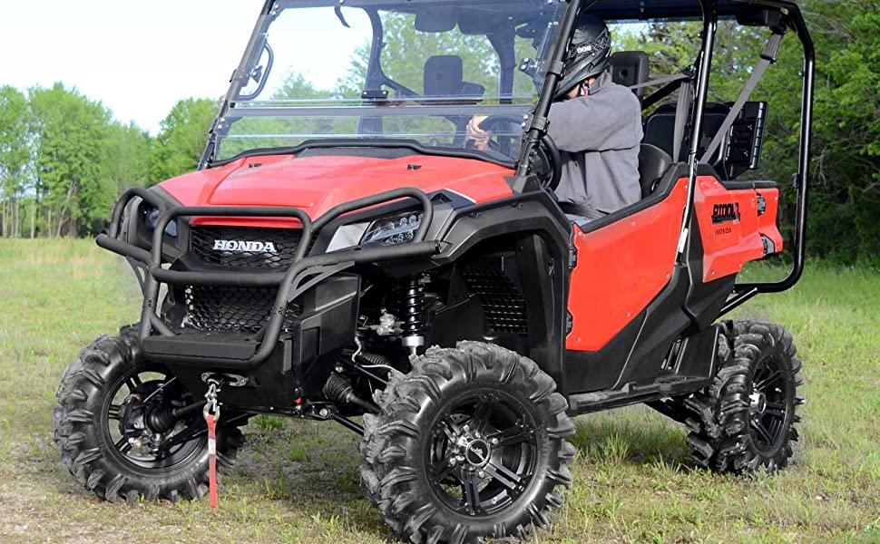 Lift Kit 2.5/'/' Fits For Honda Pioneer 1000-5 2016  for larger tires