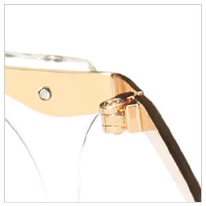Amazon.com: Donna Anteojos con montura, lentes pequeños ...
