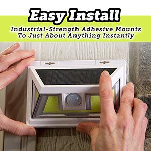easy to install led light