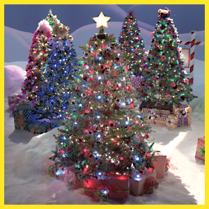 use multiple tree dazzlers to create the ultimate holiday light show on your tree simply stack two or more light sets by placing one over the other