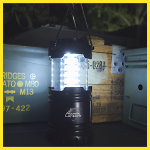 Amazon Com Atomic Beam Lantern Original By Bulbhead