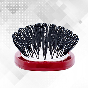 Amazon.com   Spornette Super Looper Wig Brush  215 Cushioned ... 3fd530e6a0b9