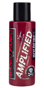 wildfire red hair color