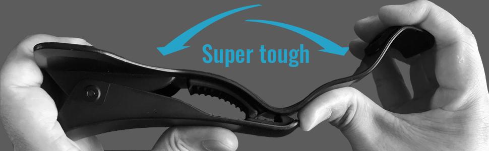 super tough durable