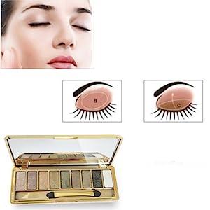Fashion 9 Colors Eyeshadow Palette