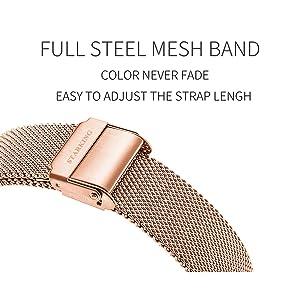 Adjustable band