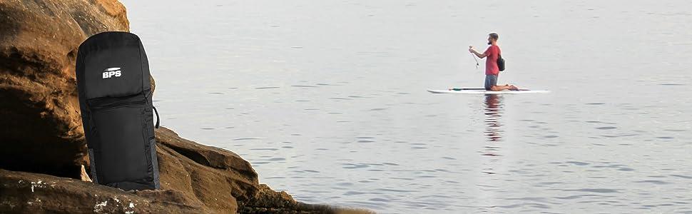 isup bag supping paddleboarding