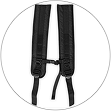 Sternum Strap for Better Support
