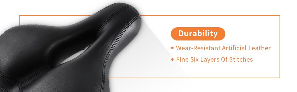 Comfortline Wings Sport 300 negro confort sillín exposición oferta Saddle!!!
