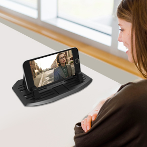 Use as office/home phone stand