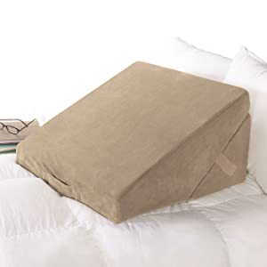 lets you read write and watch tv in comfort multiuse support pillow
