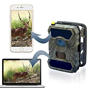wi fi hunting cameras with night vision