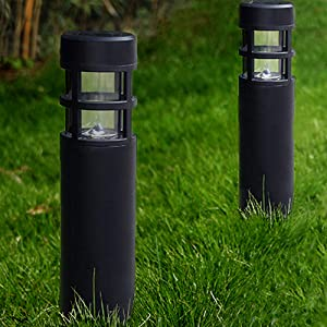 Voona Solar Bollard Lights Simply Light And Decorate Your Pathways And  Garden With Free Sun Energy. Environmentally Conscious Lighting Choice And  Save Your ...
