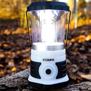 camping lantern battery operated