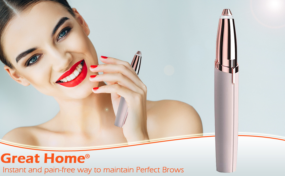 Amazon Brows Hair Remover Best Eyebrow Trimmer Removal Hair