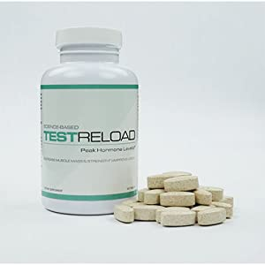 Amazon Com Test Reload The Dual Action Test Booster For Men