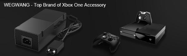 Upgraded Version Xbox One Power Supply Brick Cord, WEGWANG