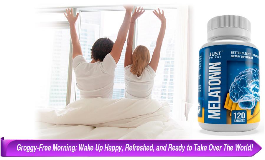 Pharmaceutical Grade Melatonin (10mg) by Just Potent ...