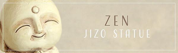 Little Jizo Monk Statue
