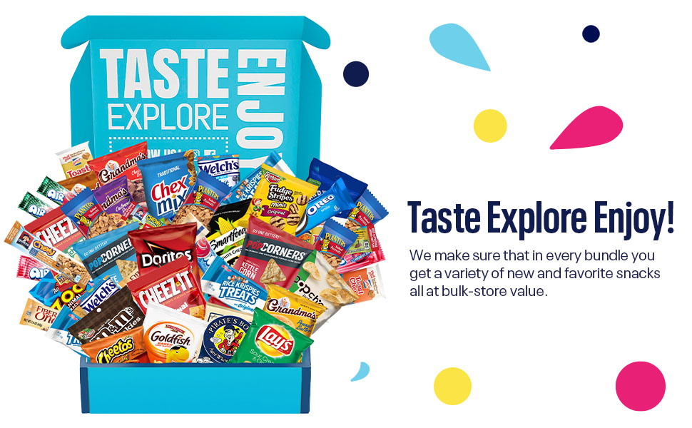 Taste Explore Enjoy