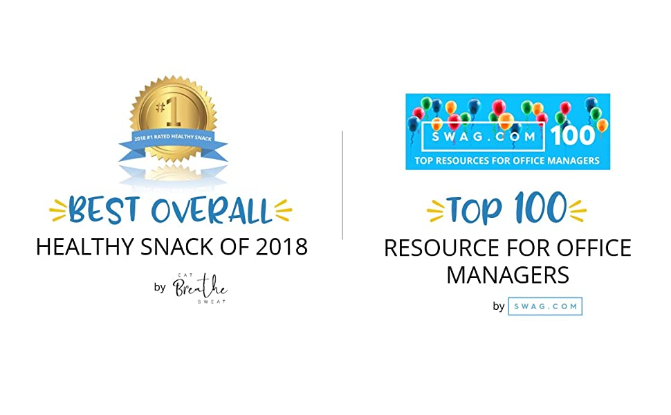 best healthy snack and office snack