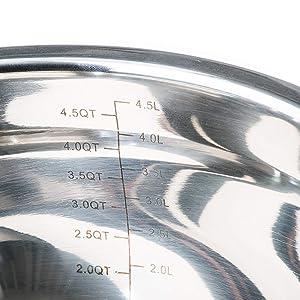 Measurements for Baking