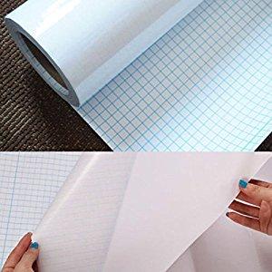 Amazon.com: Fancy-fix Self-Adhesive Dry Erase Whiteboard Sticker ...