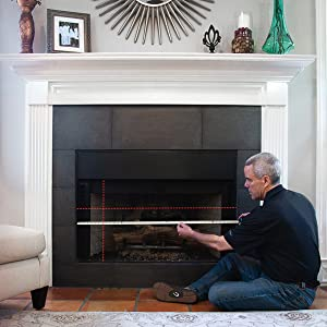 Amazon Com Temco Prefab Fireplace Doors Fits Opening 42 X 21 7 8