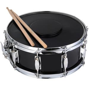Amazon.com: ADM Student Snare Drum Set with Case, Sticks