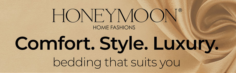 honeymoon home fashions
