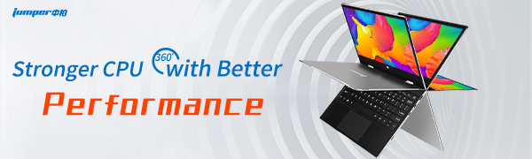 Jumper EZbook X1 11.6 Inch FHD IPS Touchscreen Laptop