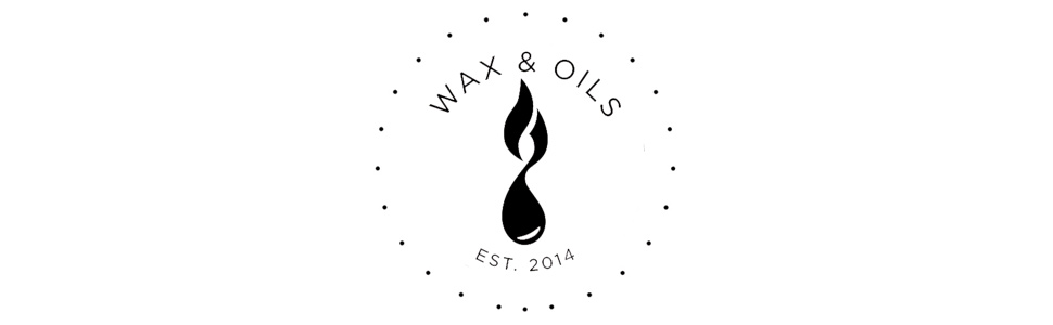 wax and oils logo