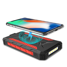 wireless charger power bank solar
