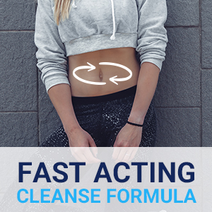 Fast Acting Cleanse Formula