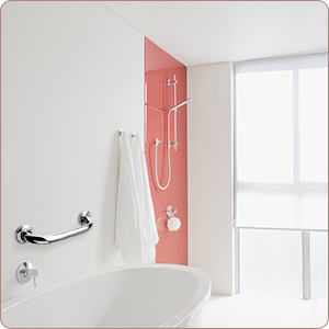 Amazon.com: KINGSO - Barra de agarre para baño, barra para ...