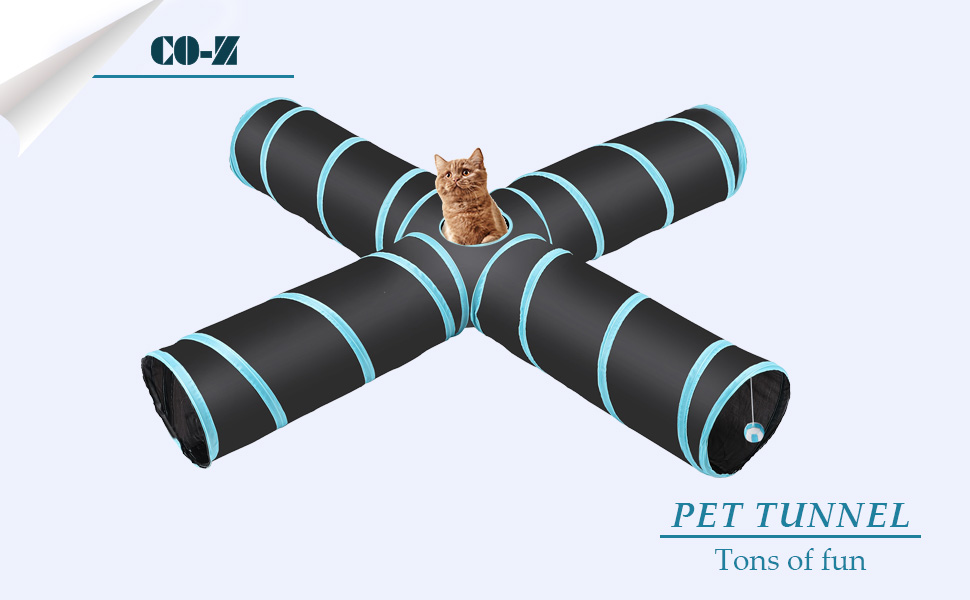 pet tunnel toy