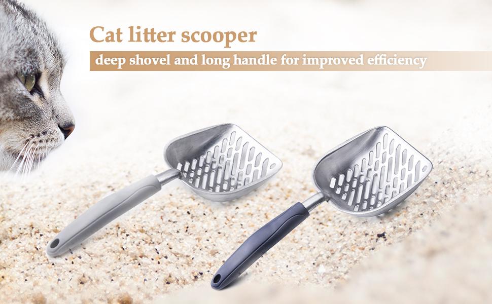 Amazon.com: Co-Z pala de albañilería para gatos de aleación ...