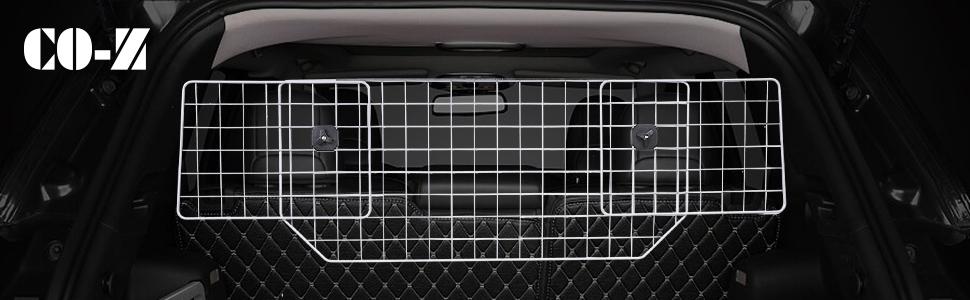 Adjustable Pet Barrier for SUVs,Cars