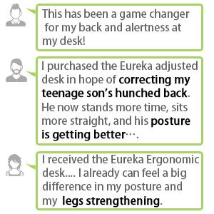 Amazon Com Eureka Ergonomic Height Adjustable Standing
