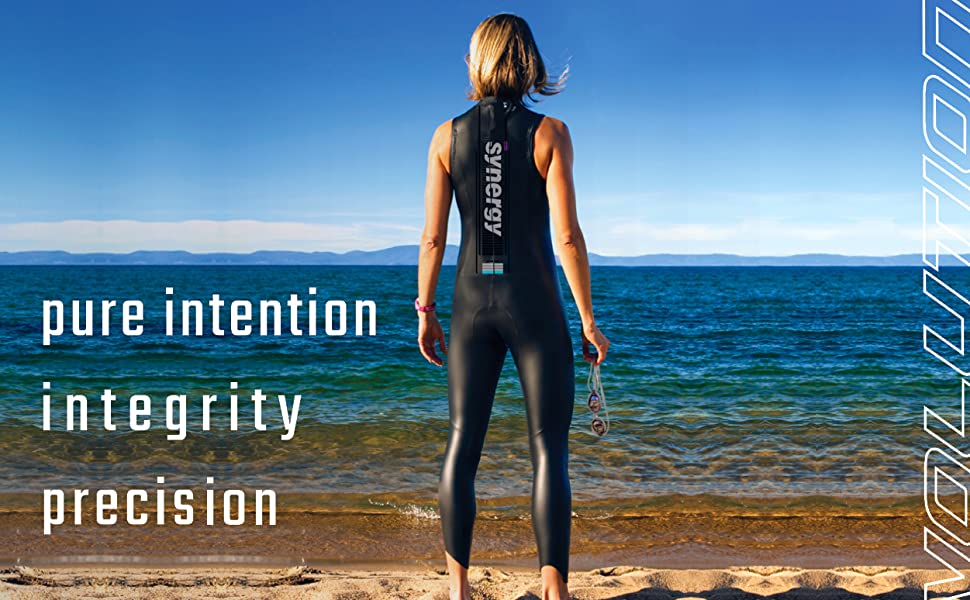 Amazon.com: Synergy - Traje de neopreno para triatlón 3 ...