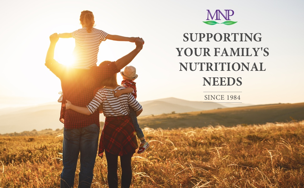 Supporting Your Family's Nutritional Needs