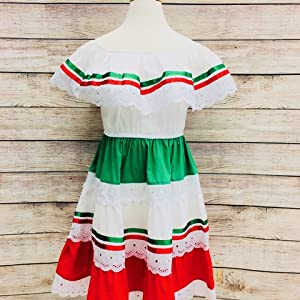 cinco de mayo dress fiesta Latina guess kids nike addidas