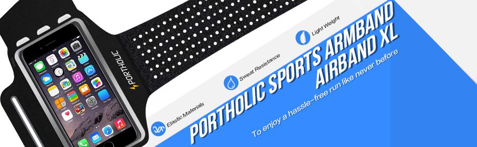 Running Armband Portholic