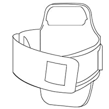 iphone x 8 7 6 armband for running